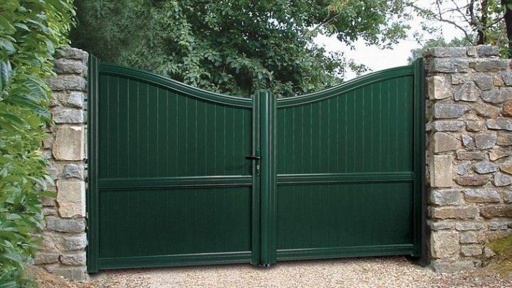 Porte contemporaine aussi unique que votre maison