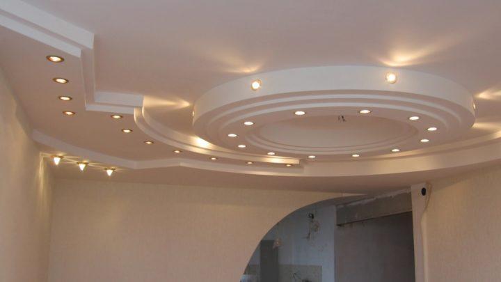 Ce qu'il faut savoir sur le faux plafond en plâtre