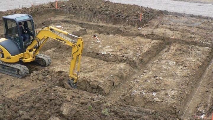 Comment faire le terrassement d'un terrain