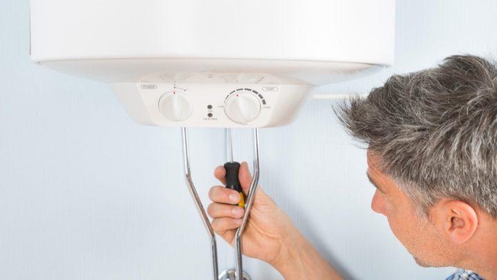 Comment couper l'alimentation électrique du Chauffe-eau ?