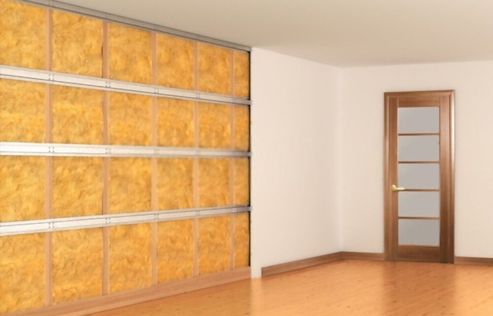 Améliorer le confort acoustique dans la maison avec une isolation sonore du mur