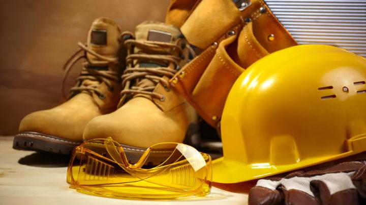 La sécurité est dissuasive contre les intrusions de chantier